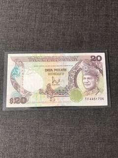 Malaysia RM20