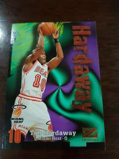 NBA card- Hardaway