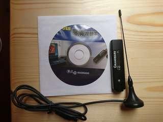 USB 高清 HD TV 手指