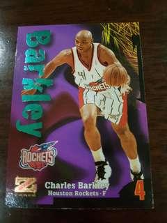 NBA card- Barkley