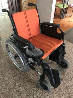 Life line brand mobility wheelchair