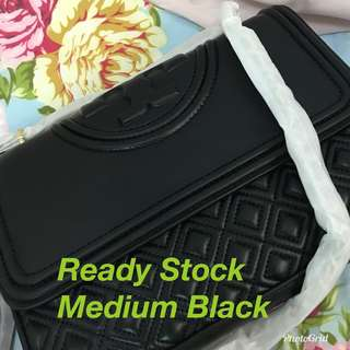 Ready Stock Original Tory Burch Fleming Convertible handbag