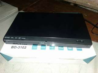 Xenon Bluray Player