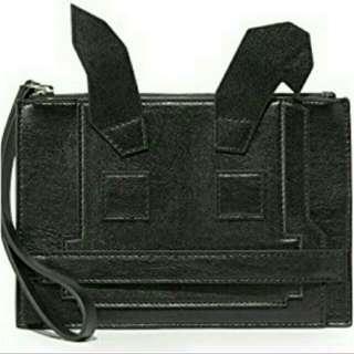 McQ Alexander McQueen Electro Bunny Pouch (Black)