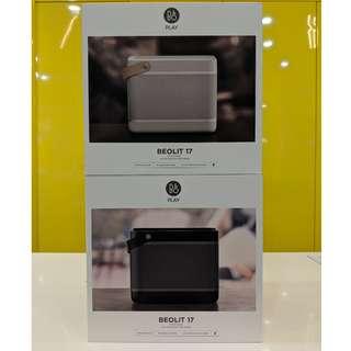 B&O Beolit 17 Portable Speaker
