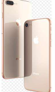 Iphone 8 Gold Color