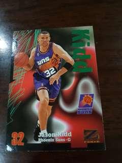 NBA card- Kidd