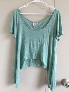 URBAN BEHAVIOR: Teal Top