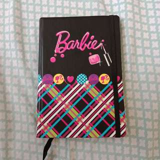 Barbie Notebook- Size A6