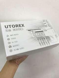 紫外線消毒牙膏擠壓器 (韓國入口)