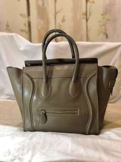CELINE authentic luggage bag dustbag only