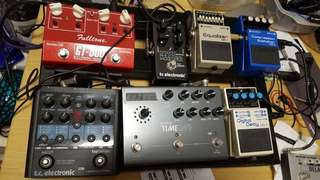 Pedals and Accessories