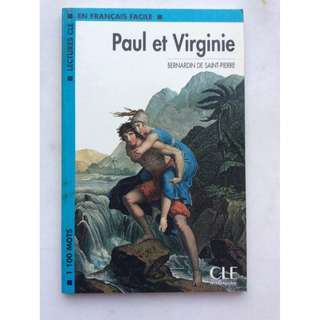 Paul eat Virgine (in French)