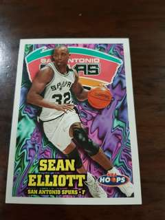 NBA card- Elliott