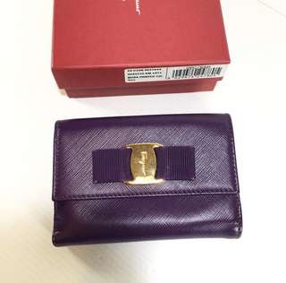 Salvatore ferragamo Small wallet