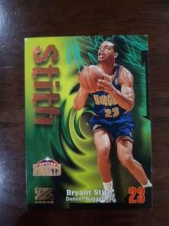 NBA card - Stith