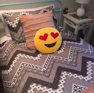 Emoji cushion!