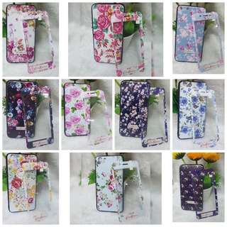 Cath Kidston Phone Case with Tempered Glass
