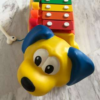 Fisher price Xylophone (Doggie Design)