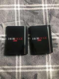 Dior Rouge Liquid Sample authentic