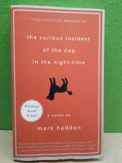 The Curious Case of the Dog in the Night-Time Novel