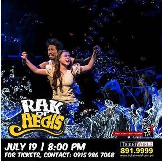 RAK of Aegis - July 19 (8pm)