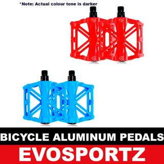 🚚 Bicycle Aluminium Pedals