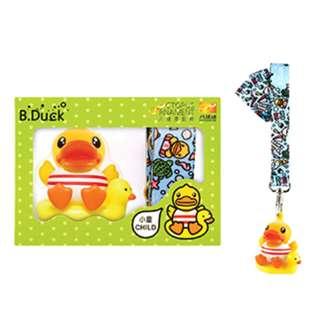 全新 B B. Duck 黃色 小鴨 鴨仔 游泳圈 小童 八達通 配飾 Swim Ring Child Octopus Ornament 1 個