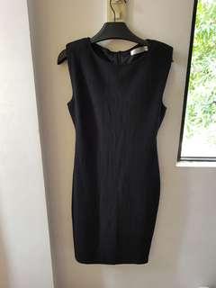 Hip Culture Black Dress Small