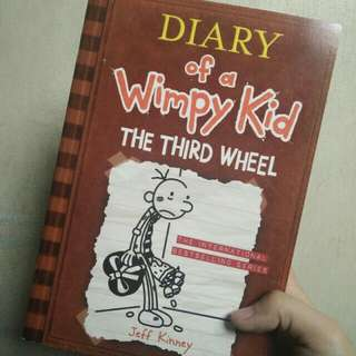 Diary of a Wimpy Kid (Third Wheel)