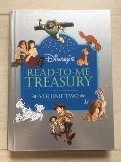 Disney's Read-To-Me Treasury - Volume Two