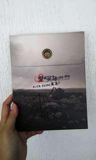 黃鴻升 小鬼 愛&英雄 簽名碟