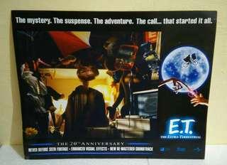 ET ( poster type still photo)