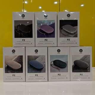 B&O Beoplay P2 Splash & Dust Resistant Bluetooth Speaker