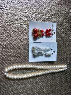 Elegant costume jewellery