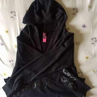 La Senza Black Hoodie (XL)