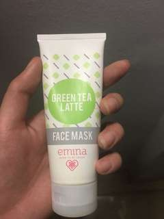Emina Face Mask Green Tea Latte