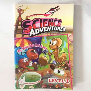 Science Adventure Level 1 Issue 6