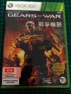 [new] XBOX 360 games Gear of War