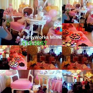 Childrens Party. Kiddie Party Packages. Events Coordinator. Party Organizer