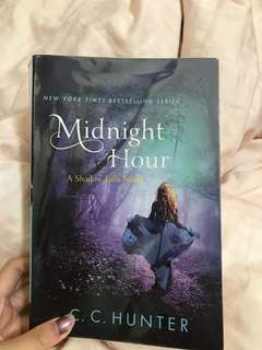 Midnight Hour, A Shadow Falls Novel