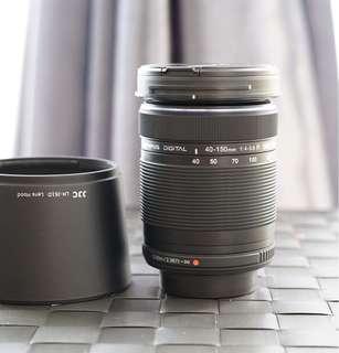 Olympus 40-150mm f4-5.6 R Telephoto