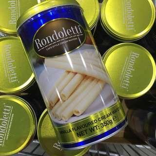 Rondoletti Vanilla Wafer Stick 350g