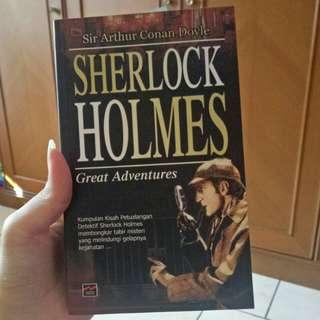 Novel Sherlock Holmes Great Adventure
