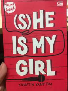 (S)he is my girl by chyntia yanetha
