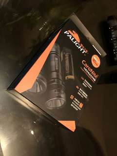 Ultra bright LED Torchlight