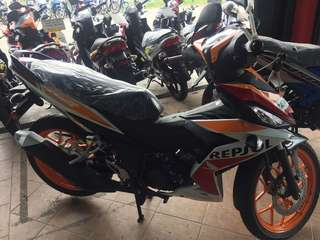 Honda RS 150 (Repsol Edition)