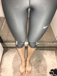 Nike running gym leggings tights XS