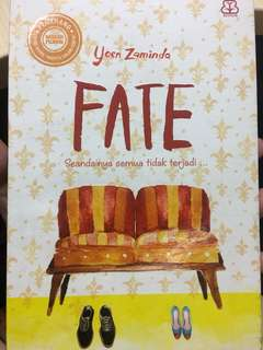 Novel Fate by Yoen Zaminda