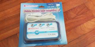 Cable TV Amplifier